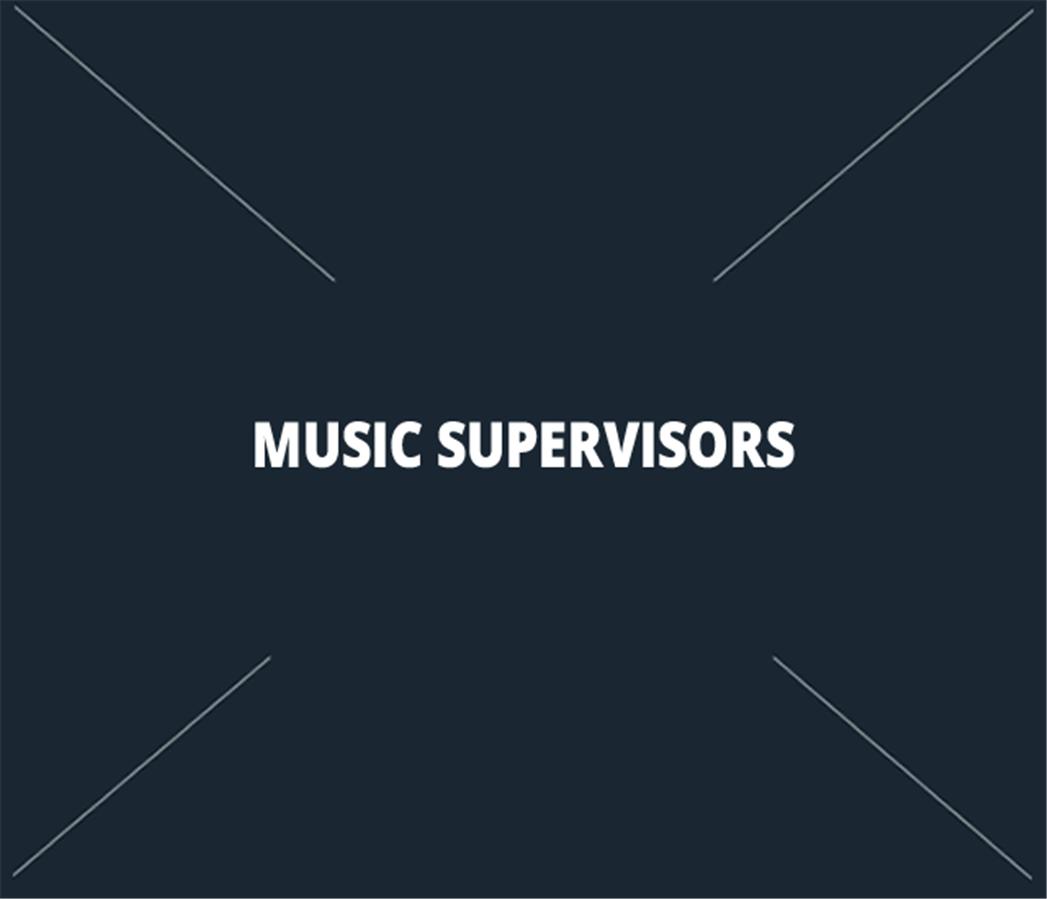 Music Supervisors